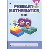 Singapore Primary Mathematics Standards Edition 2B Tests