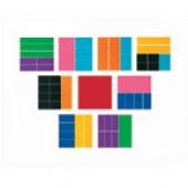 Rainbow Fraction® Deluxe Squares