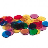 Transparent Color Counters