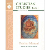 Christian Studies Book 1 Teacher's Edition