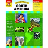 South America (The Seven Continents)   Evan-Moor