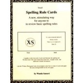 Spelling Rule Cards