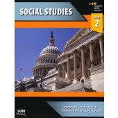 HMH Core Skills Social Studies Workbook Grade 2
