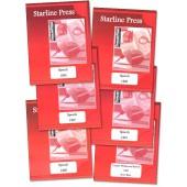 Starline Press Speech Set (English 12)
