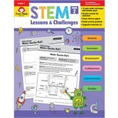 STEM Lessons and Challenges, Grade 2   Evan-Moor