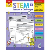 STEM Lessons and Challenges, Grade 4   Evan-Moor
