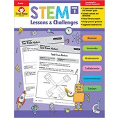 STEM Lessons and Challenges, Grade 1 Evan-Moor