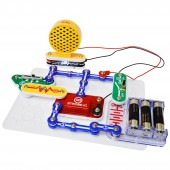 Elenco Electronics SCP-14 Snap Circuits Strobe Light & Sound Kit