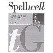 Spellwell A and AA Teacher's Guide