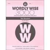 Wordly Wise 3000 Book 11 Tests (4th Edition)