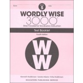 Wordly Wise 3000 Book 5 Tests (4th Edition)