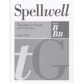 Spellwell B and BB Teacher's Guide