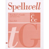 Spellwell C and CC Teacher's Guide