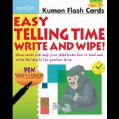 Kumon Time Flash Cards