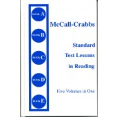 McCall-Crabbs Test Lessons in Reading A-E