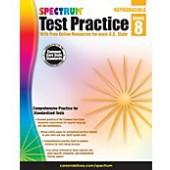 Spectrum Test Practice Grade 8