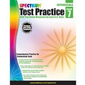 Spectrum Test Practice Grade 7
