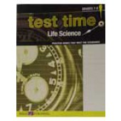 Test Time!  Life Science, Grades 7-8