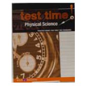 Test Time!  Physical Science, Grades 3-4
