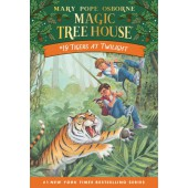 Magic Treehouse # 19. Tigers at Twilight