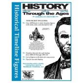 America's History, Explorers- 21st Century Timeline