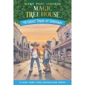Magic Treehouse #10.Ghost Town at Sundown