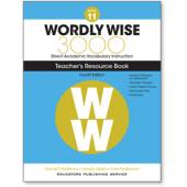 Wordly Wise 3000® 4th Edition Teacher's Resource Book 11