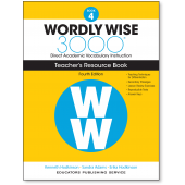 Wordly Wise 3000® 4th Edition Teacher's Resource Book 4