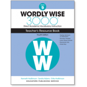 Wordly Wise 3000® 4th Edition Teacher's Resource Book 9