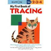 Kumon First Book of Tracing