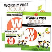 Wordly Wise 300 Teacher Resource Package 1    2nd Edition