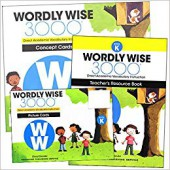 Wordly Wise 3000 Teacher Resource Package K  2nd Edition