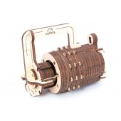 UGEARS Combination Lock Engineering Kit