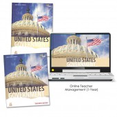 HMH United States Government Homeschool Package Grades 9-12