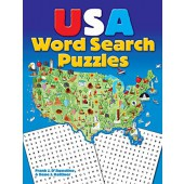 USA Word Search Puzzles Paperback
