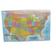 USA Scrunch Map