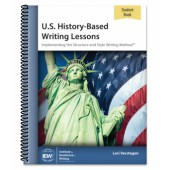 U.S. History-Based Writing Lessons [Student Book only]