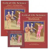Lyrical Life Science Volume 3 Set with CD