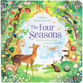 Usborne The Four Seasons (Musical Books)