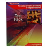 Power Basics: Vocabulary and Reading Comprehension, Test Pack