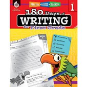 180 Days of Writing for First Grade - Teacher Created Materials