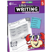 180 Days of Writing for Fifth Grade - Teacher Created Materials