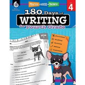 180 Days of Writing for Fourth Grade - Teacher Created Materials