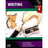 HMH  Core Skills Writing Workbook Grade 4