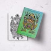 Wetland Criters Coloring Book - Earth Art International