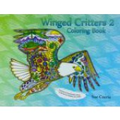 Winged Critters 2  Coloring Book - Earth Art International