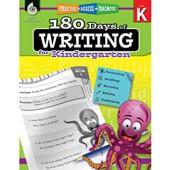 180 Days of Writing for Kindergarten - Teacher Created Materials