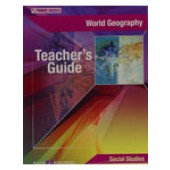 Power Basics: World Geography, Teacher's Guide