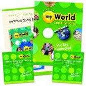My World Social Studies Homeschool Bundle Grade 3