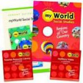 My World Social Studies Homeschool Bundle Grade 4